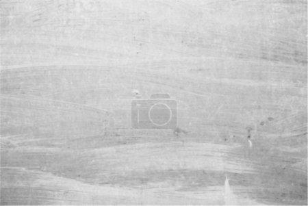 Illustration pour Grunge fond blanc ciment ancienne texture mur - image libre de droit