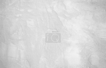 Illustration for Grunge white background cement old texture wall - Royalty Free Image