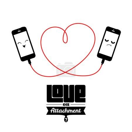 Love or attachment?