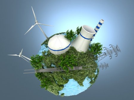 Energy Sources on the Green Earth