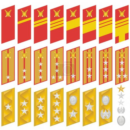 Insignia of the Army of Korea