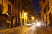 Picturesque old street in Cuenca