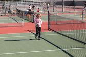 Tenisový trénink
