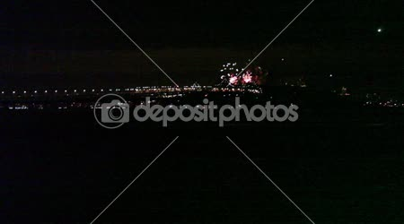 San Francisco New Years Eve Fireworks Show