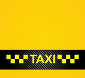 Racing orange background taxi cab cover template Vector 10eps
