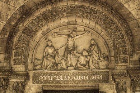 Photo for Sacre Coeur, Montmartre, Paris, France - Royalty Free Image