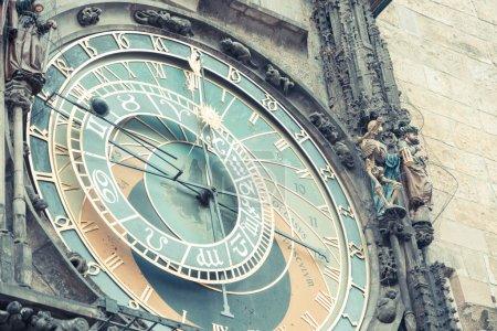 Atronomical Clock in Prague