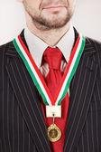 Successful businessman