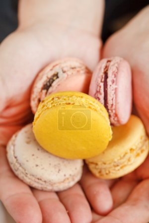 Photo for Sweet macarons - Royalty Free Image