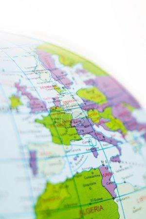 Photo pour Globe terrestre - image libre de droit