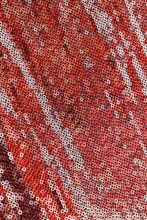 Colorful sequined texture
