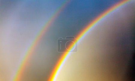 Azure rainbow