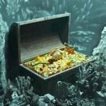 Underwater treasure...