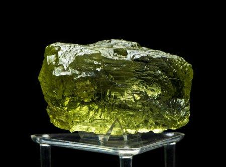 The Citrine (yellow quartz)...