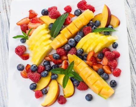 Fruchtkoktail