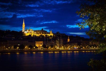 Photo pour Château de Buda, Budapest, Hongrie - image libre de droit
