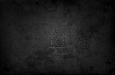 Photo for Dark Concrete Texture - Royalty Free Image
