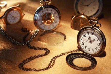 Concept de temps