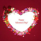 Valentine krásné květy