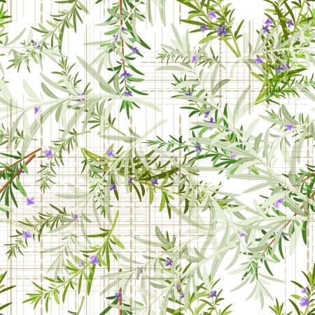 Rosemary texture