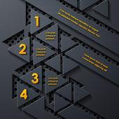 """Постер, картина, фотообои """"Современная инфографика, реалистка(ст) дизайн элементов"""""""