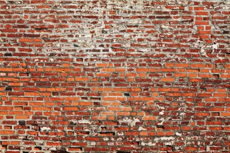 Photo for Detail of ancient brick wall - Royalty Free Image
