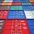 3d image of colorful container...