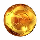 Brazílie zlatý fotbalový míč