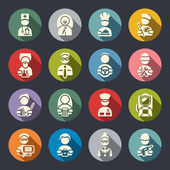 Jobs icon set