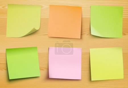 Post it notes