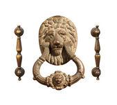 Set of antique handles