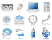Webes icon set