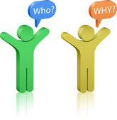 Questions: who and why? Social Media