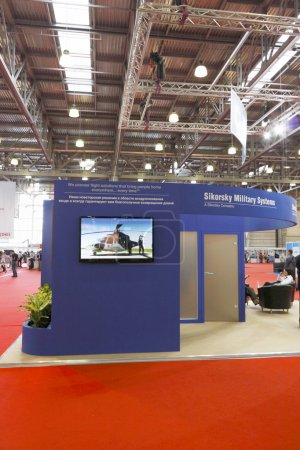 International Helicopter Industry Exhibition HeliRussia