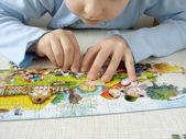 Montáž puzzle
