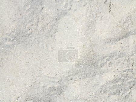 White sand texture, Maldives