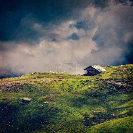 Serenity serene lonely scenery
