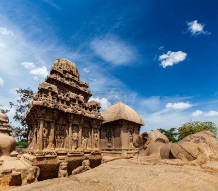 Mahabalipuram, Tamil Nadu, South India
