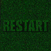 restart code background