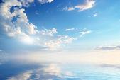 Sky nature background