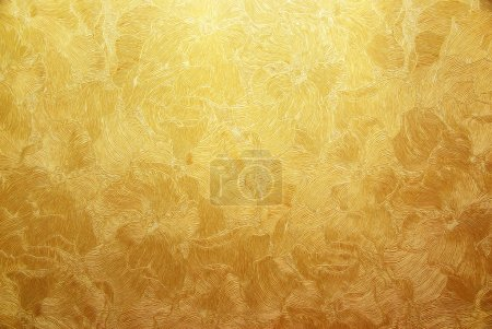 Gold background texture. Element of design....