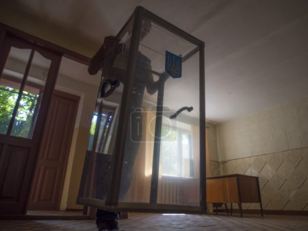 Lugansk prepares for a referendum