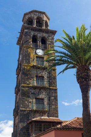 Bell Tower of Iglesia de La Concepcion