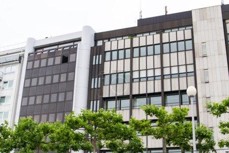 Dusseldorf's offices