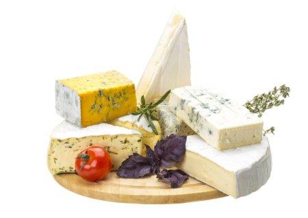 Variety Cheeses