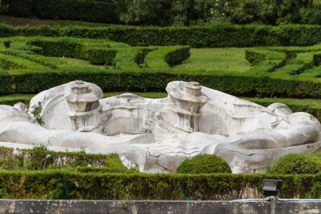 Photo for Vatican Gardens, Rome - Royalty Free Image
