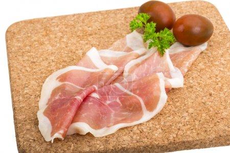 Photo for Jamon - spanish ham - Royalty Free Image