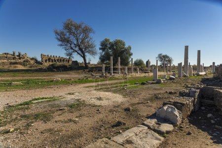 Ruins in Side