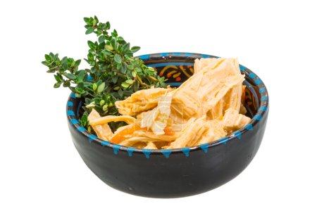 Chinese or korean Yuba (tofu bamboo)