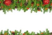 Vánoční pozadí. Eva rámec